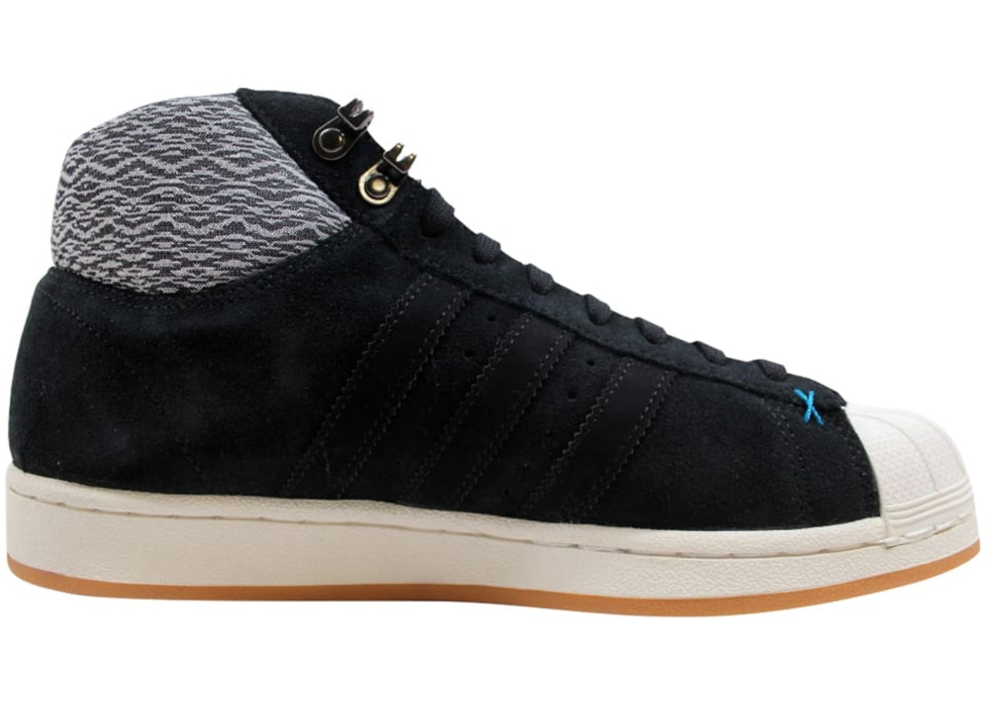 602e26e4d0a Sell. or Ask. Size  9.5. View All Bids. adidas Pro Model BT Black Black- White