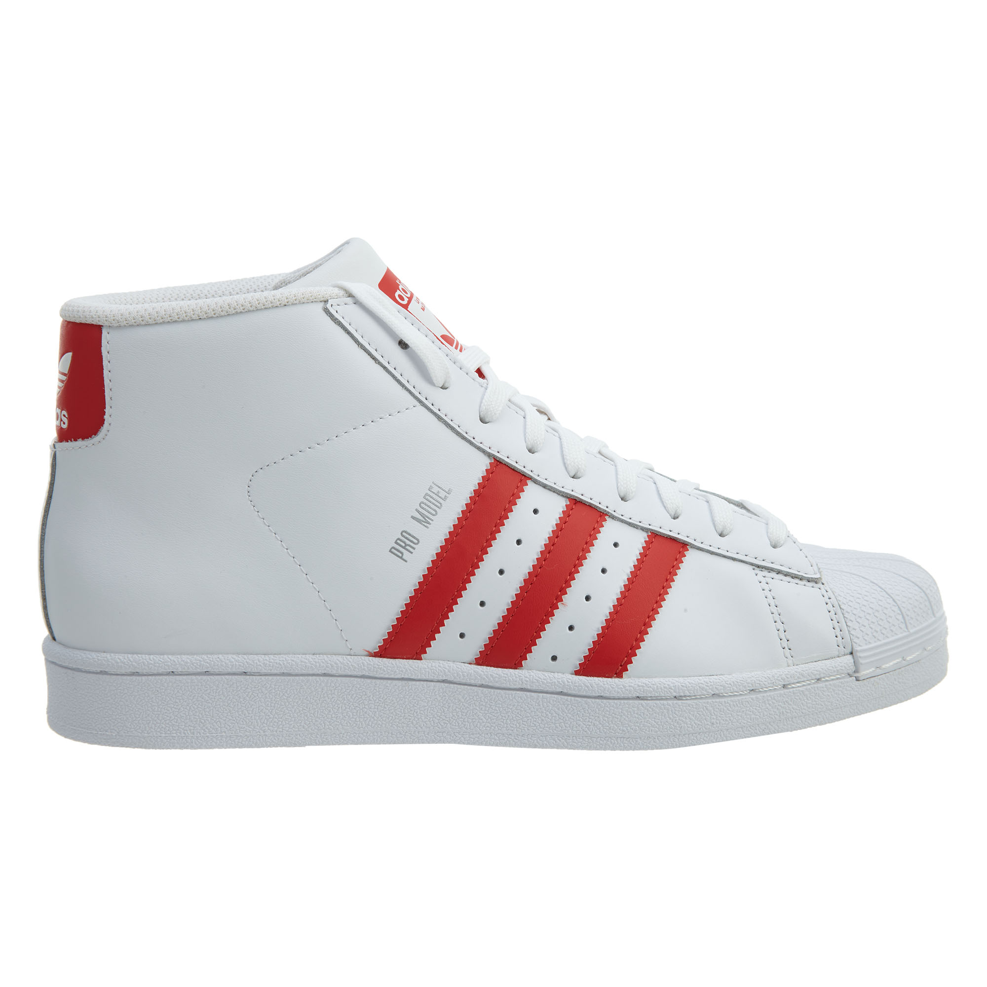 adidas Pro Model White Red - S75928