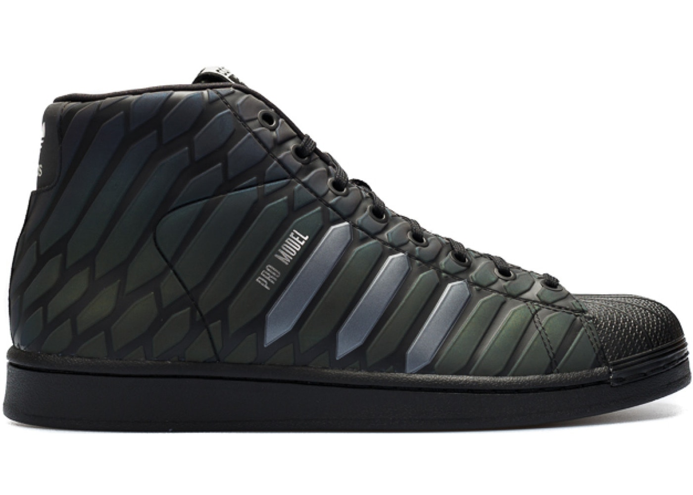 new products 19c1c 54632 Sell. or Ask. Size 7. View All Bids. adidas Pro Model Xeno Black