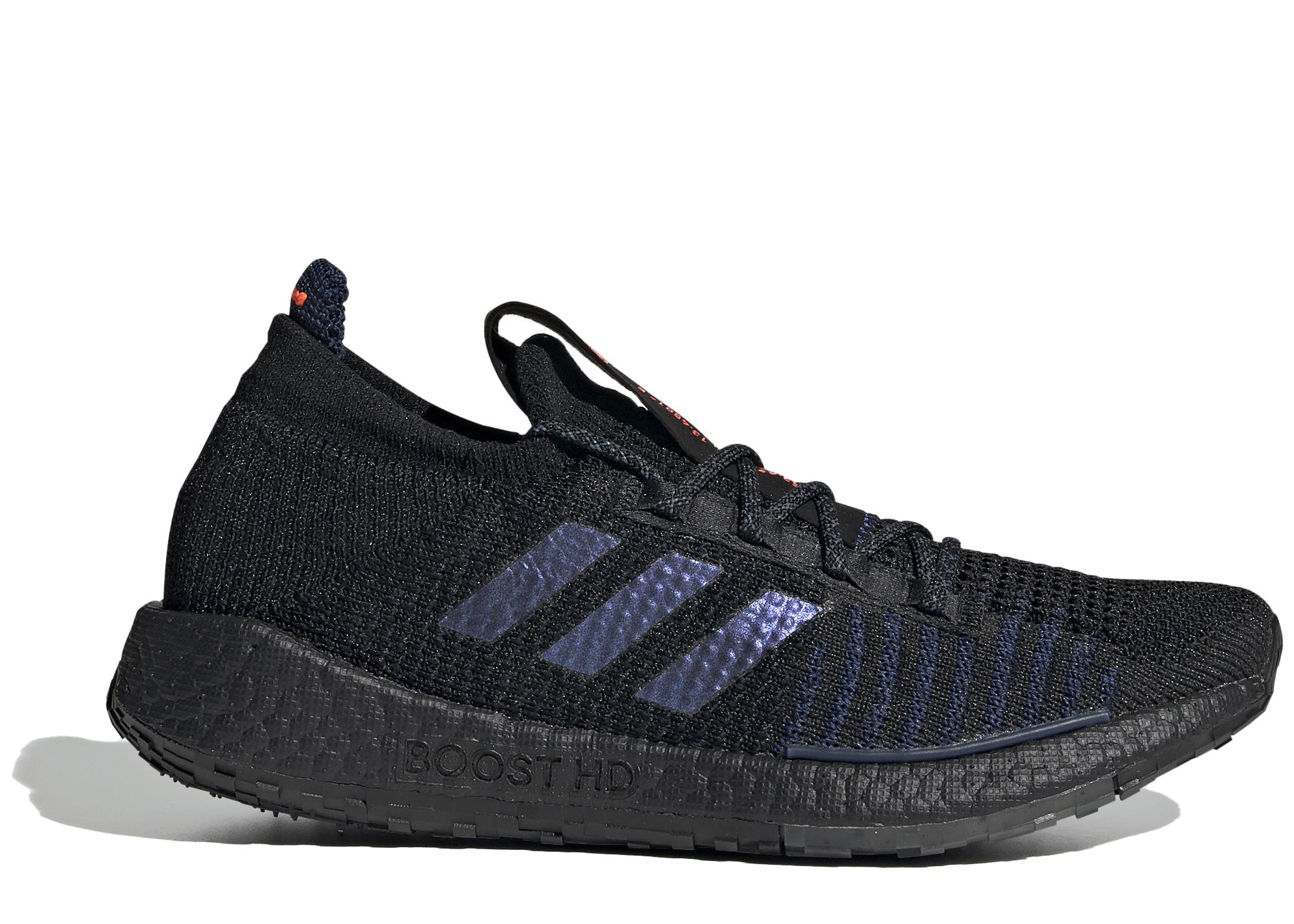 adidas Pulseboost HD Core Black (W