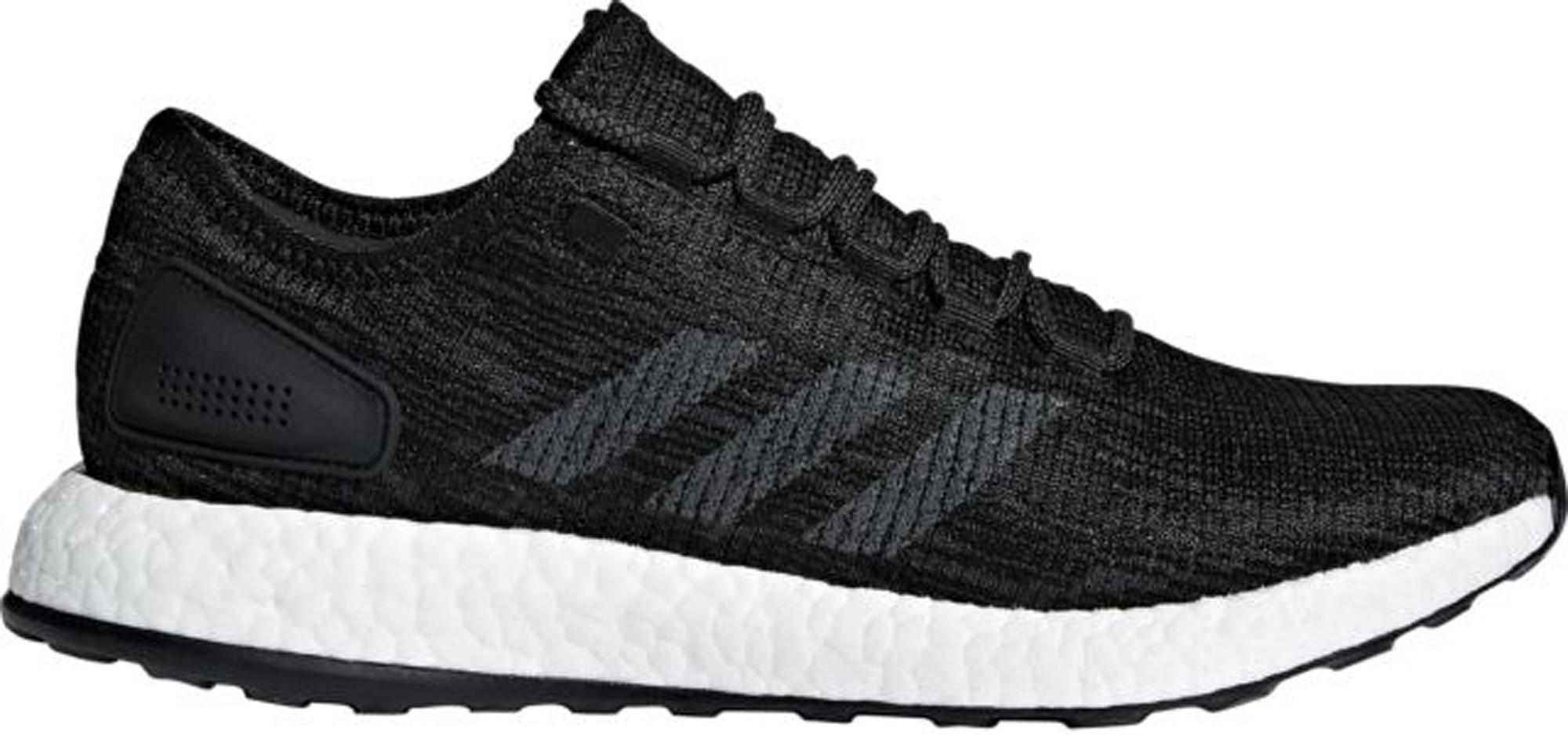 adidas Pureboost Core Black Dark Solid