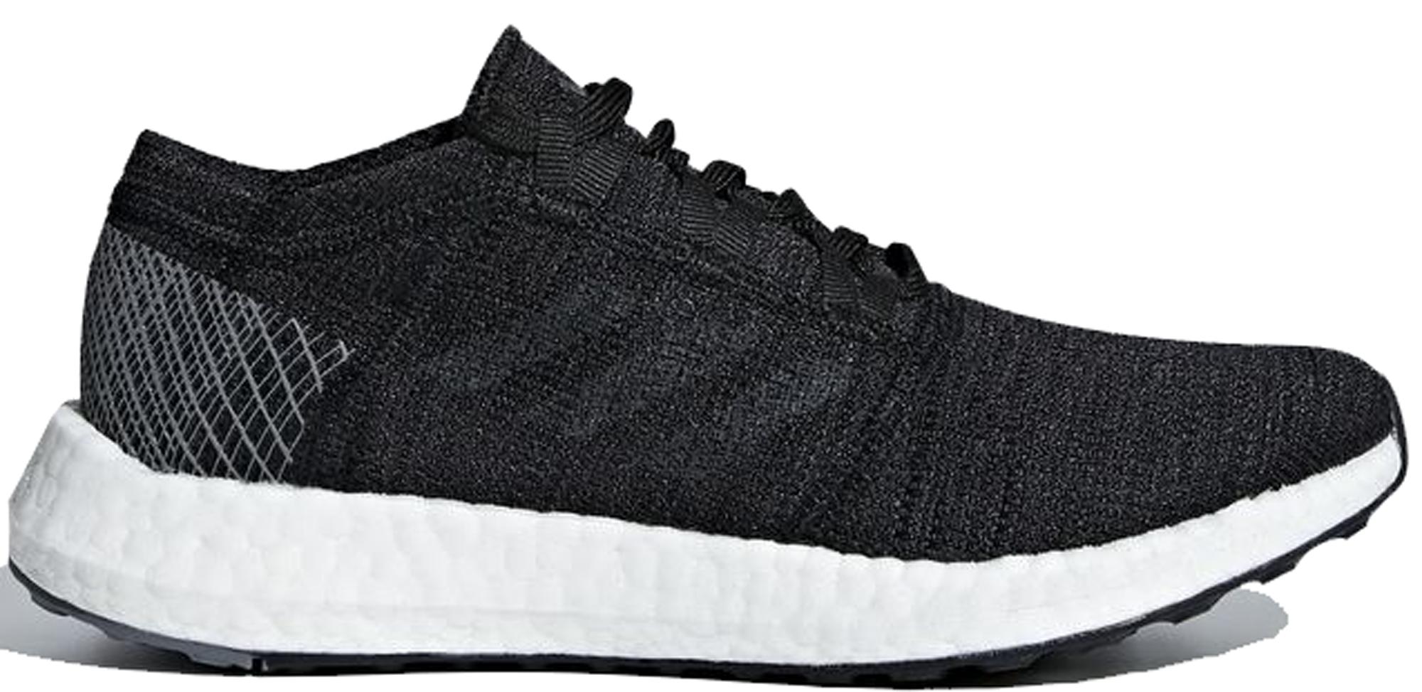 adidas Pureboost Go Core Black Grey