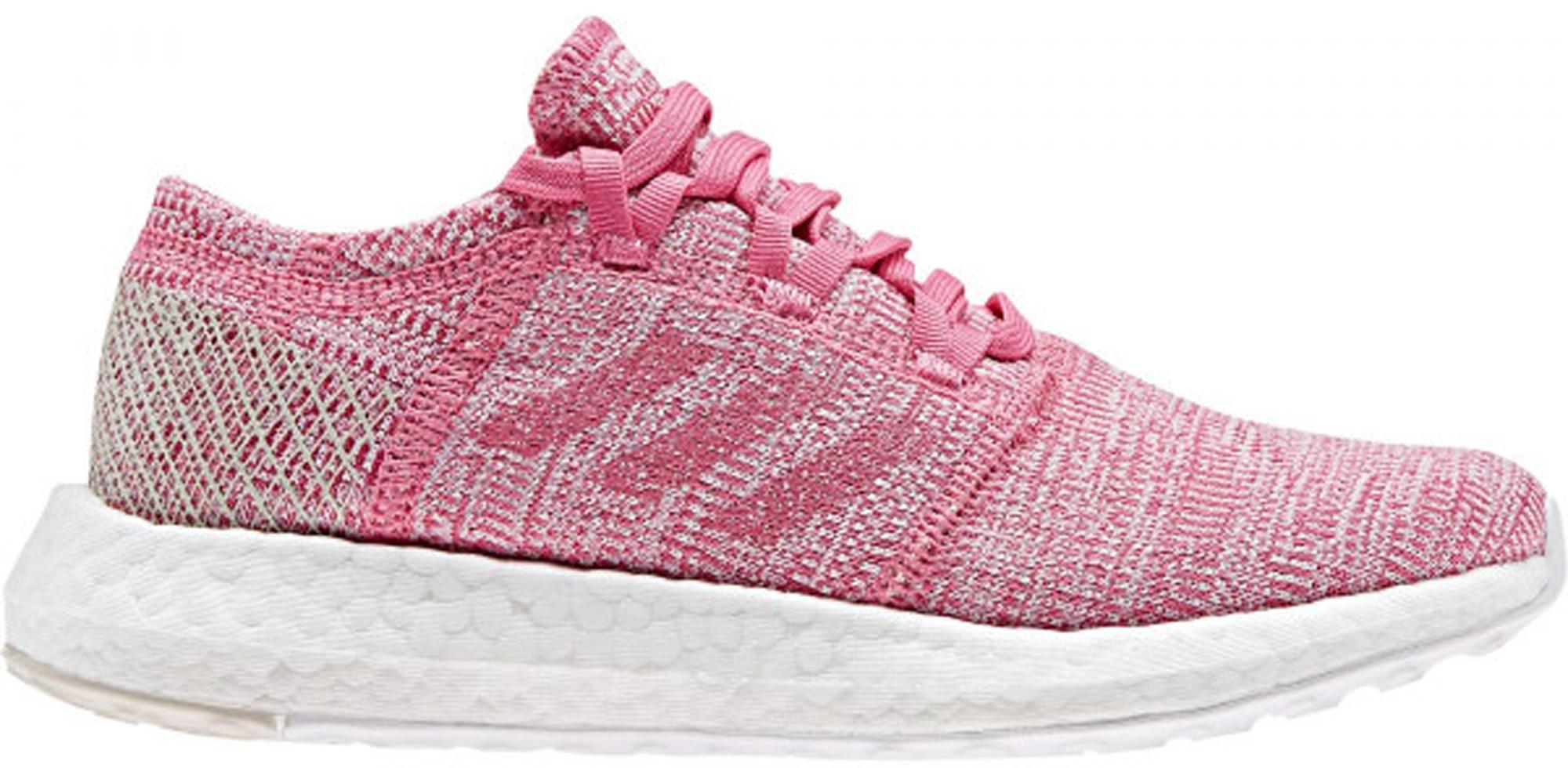 adidas Pureboost Go Semi Solar Pink