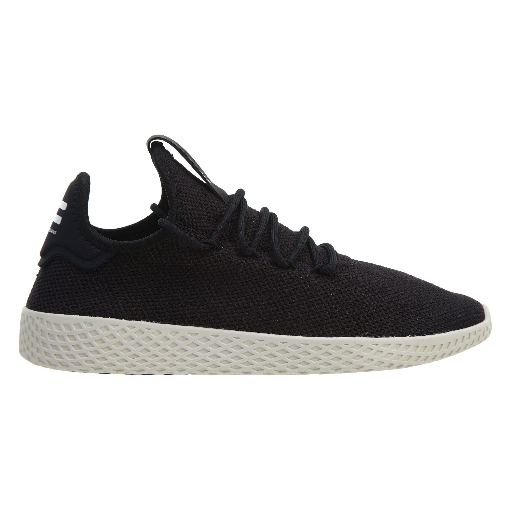 adidas Pw Tennis Hu Black Black-White