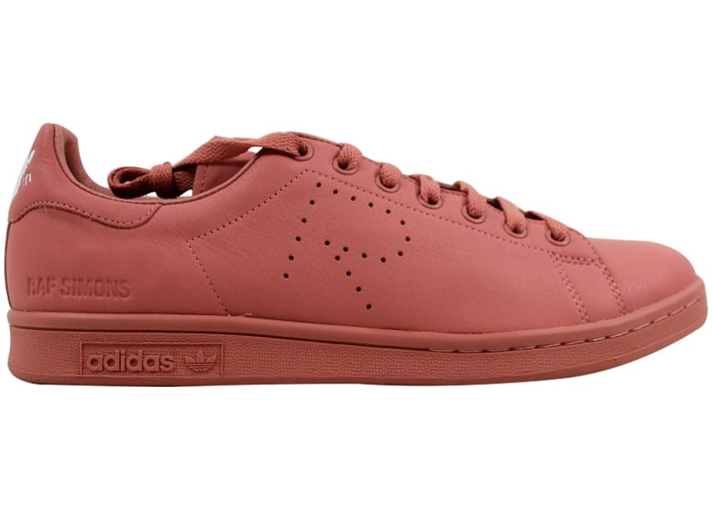 sports shoes d4fc8 7ed89 adidas Raf Simons Stan Smith Ash Pink/Ash Pink - AQ2646
