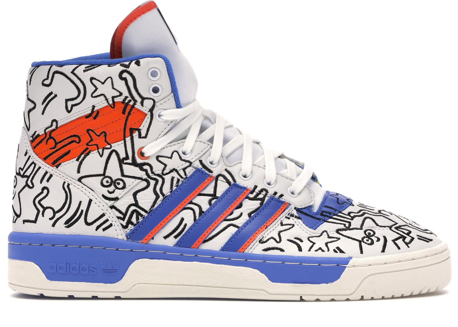 adidas Rivalry Hi Keith Haring - EE9296