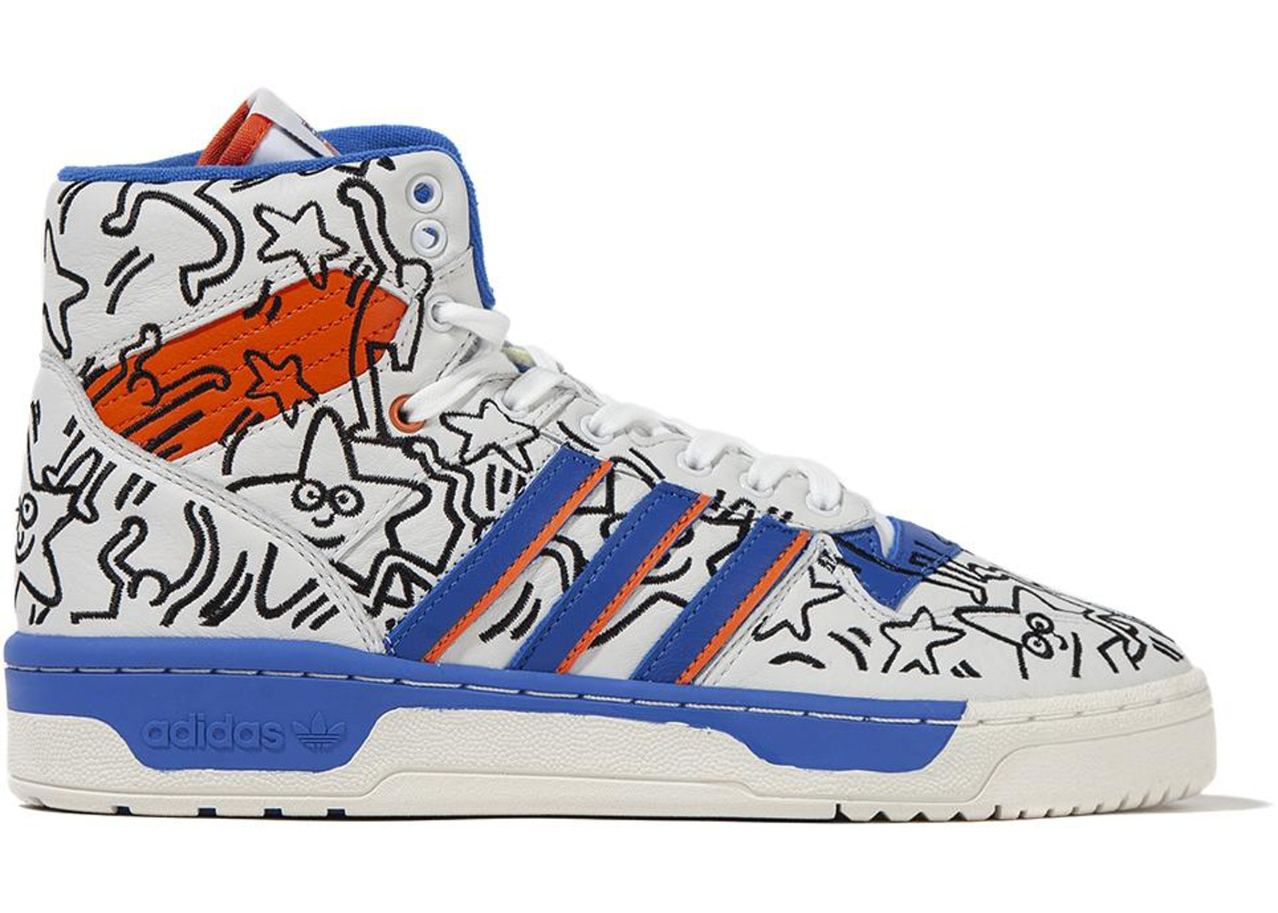 1925f18a Sell. or Ask. Size: 12. View All Bids. adidas Rivalry Hi Keith Haring