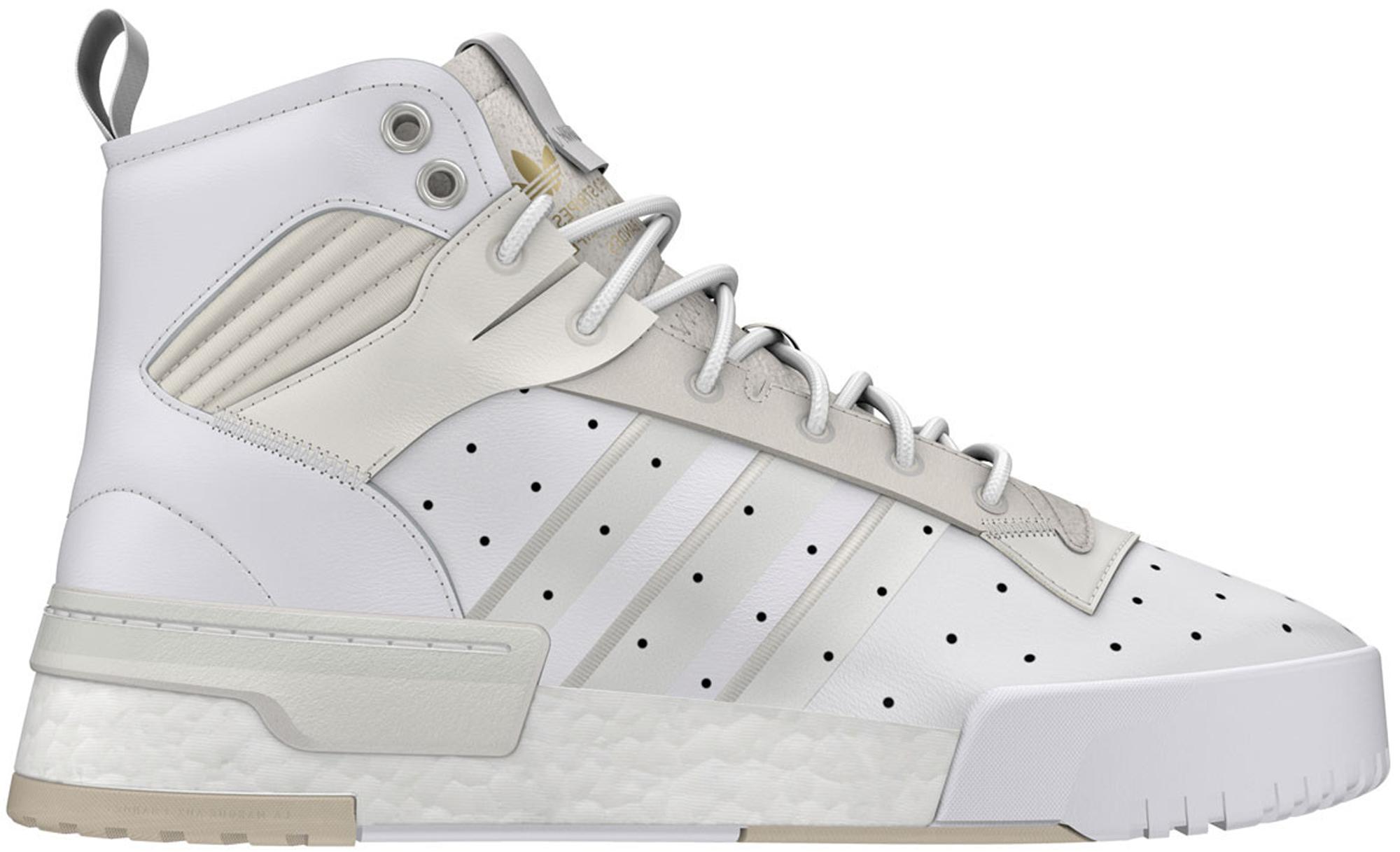 adidas Rivalry RM Triple White - G27978
