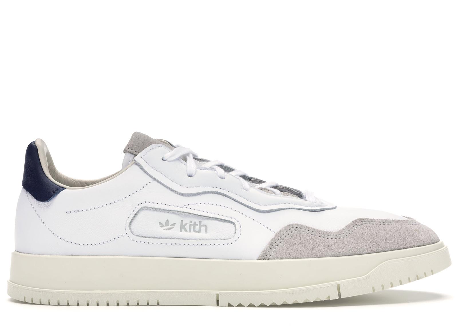 adidas SC Premiere Kith White Navy - EF8190