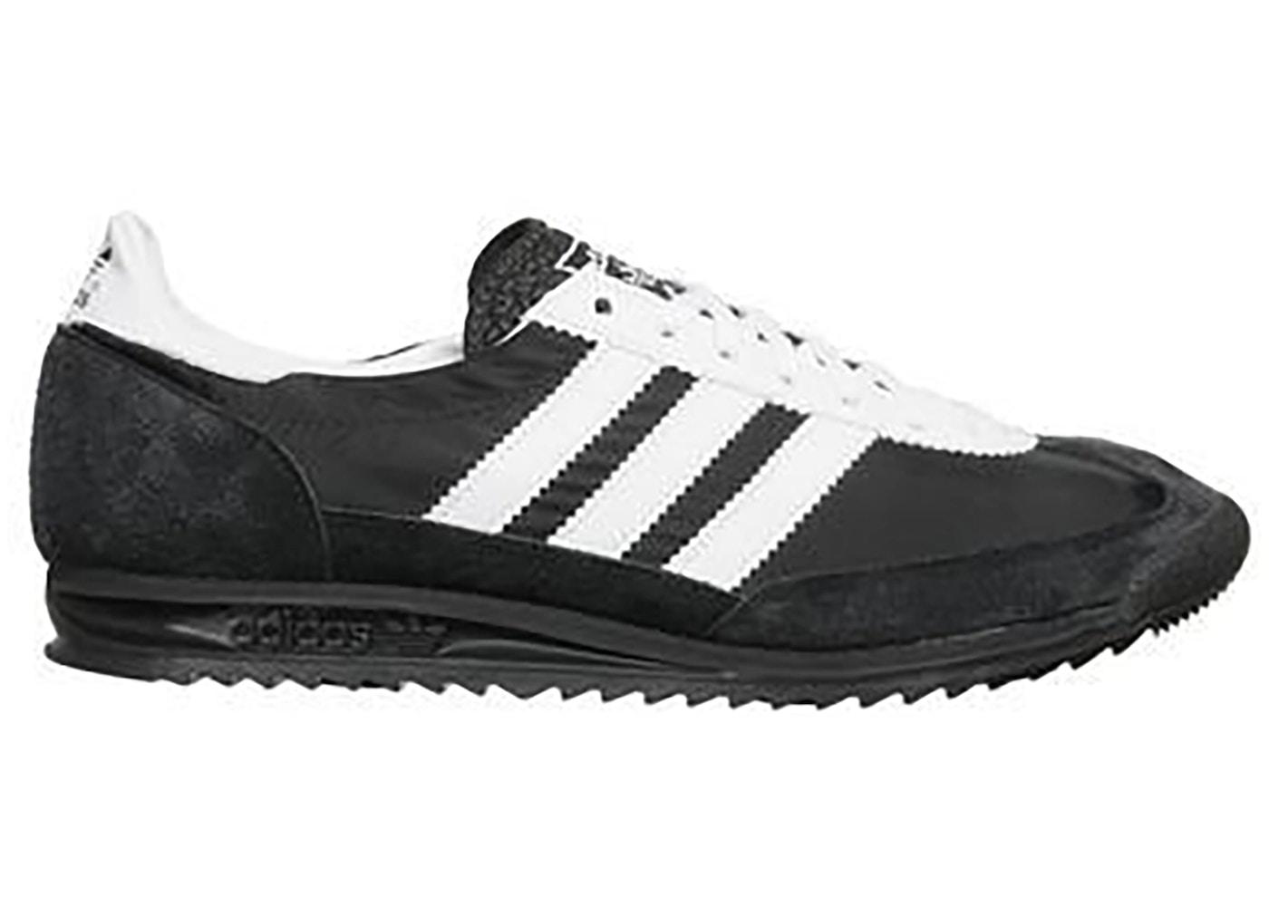 Feudal preferible término análogo  adidas SL 72 Black White - G13998