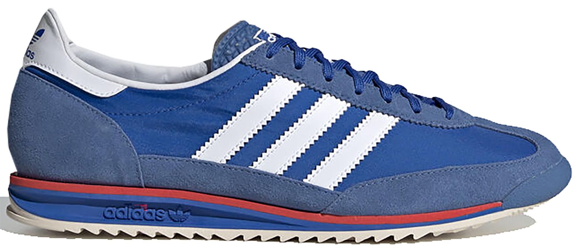 adidas SL 72 Blue White Red - EG6849