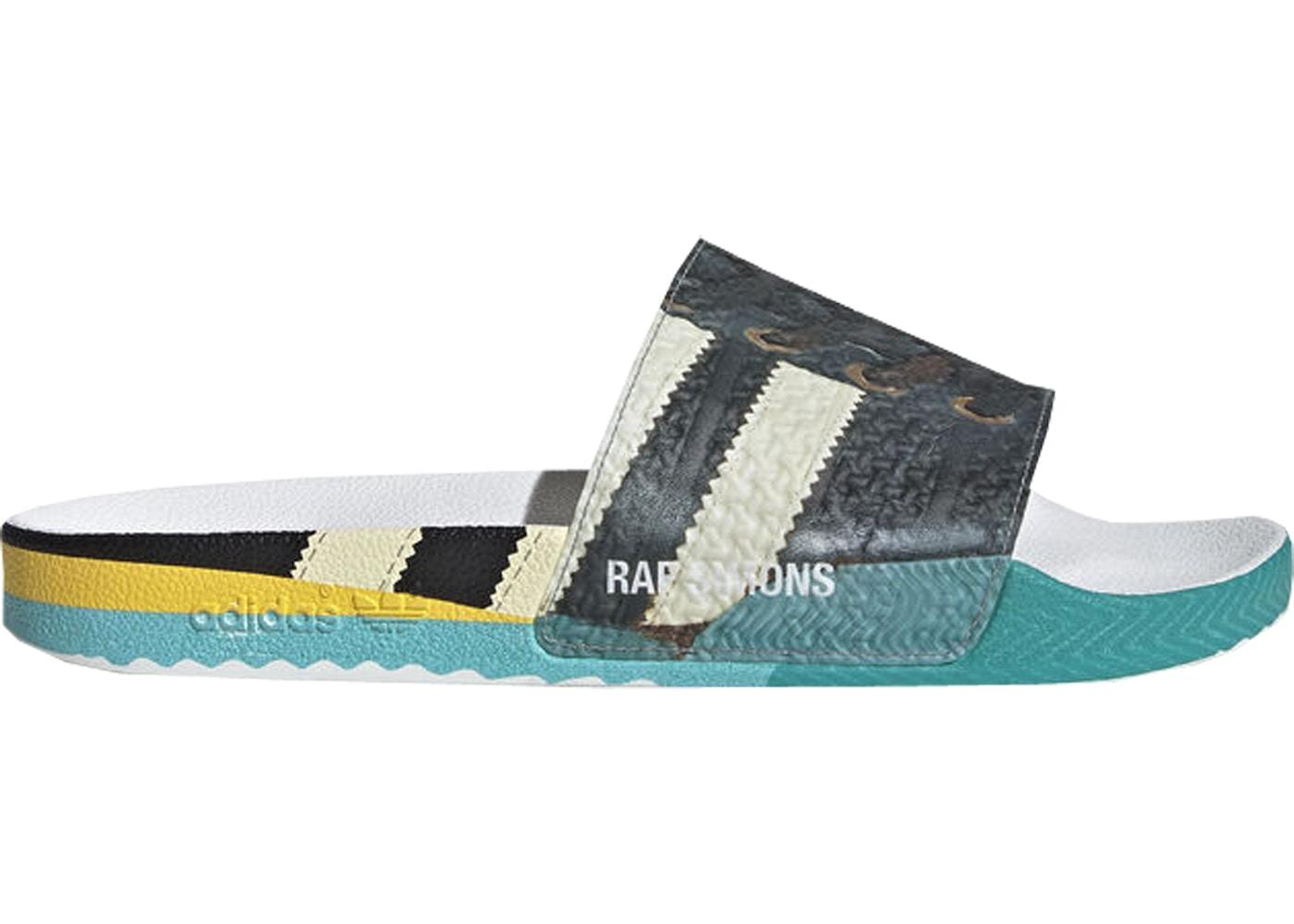 5e8f339cff0f0 adidas Samba Adilette Raf Simons - EE7959