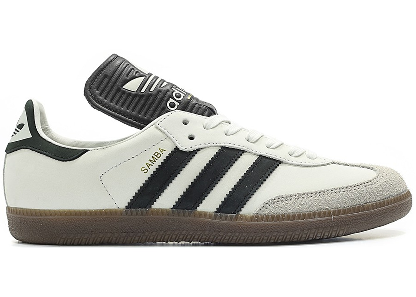 Stadium alloy Orient  adidas Samba Classic OG Made In Germany White Black - BB2587