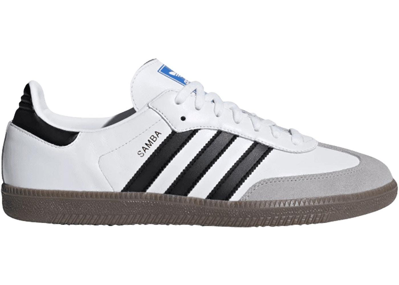 adidas Samba OG Cloud White Core Black