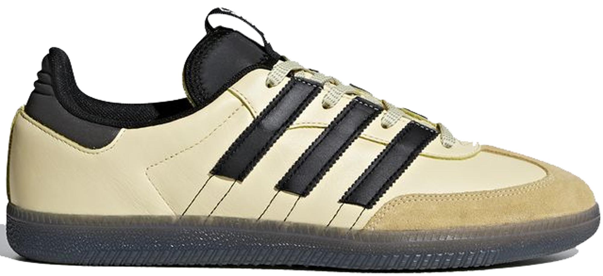 adidas Samba OG MS Easy Yellow Core