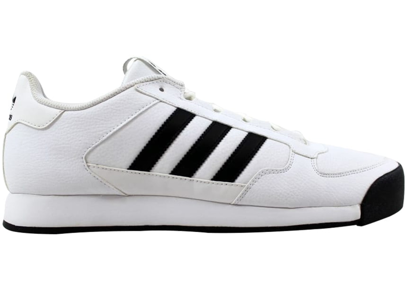 bf435bc1cd21b6 Sell. or Ask. Size --. View All Bids. adidas Samoa Runner White Black