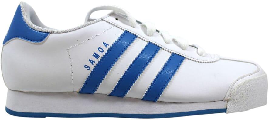 samoa adidas bleue