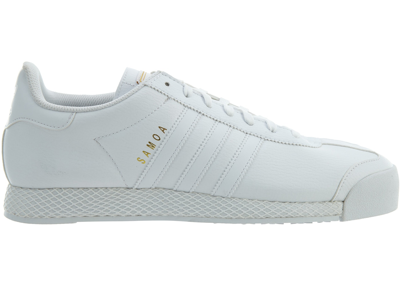 e4be7c1ad4 adidas Samoa White White-Gold Metallic - F37599