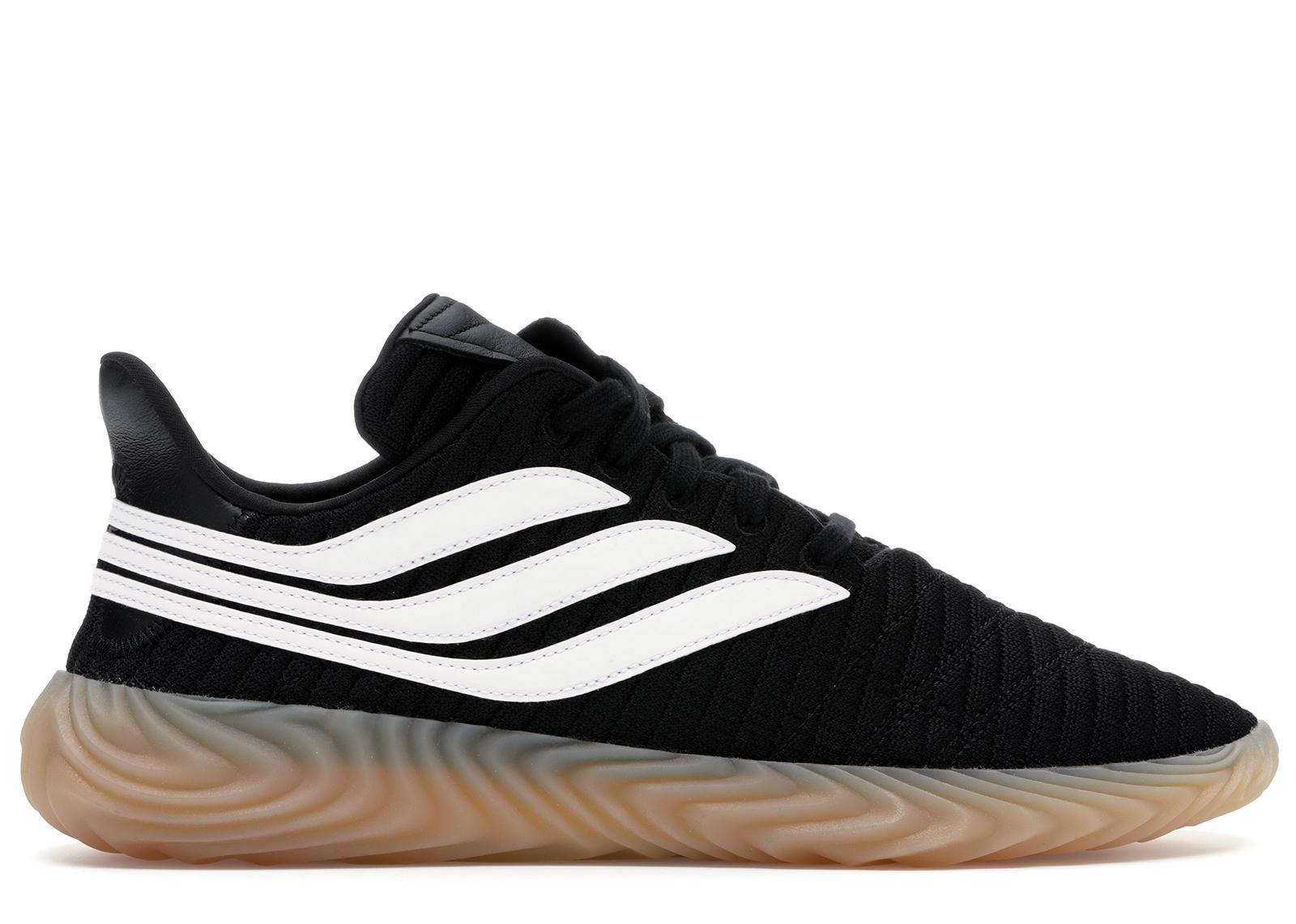 adidas Sobakov Black White Gum - AQ1135