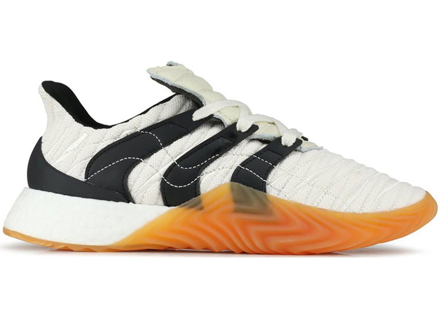 sports shoes 5fec7 85d3e adidas Sobakov Boost White Black