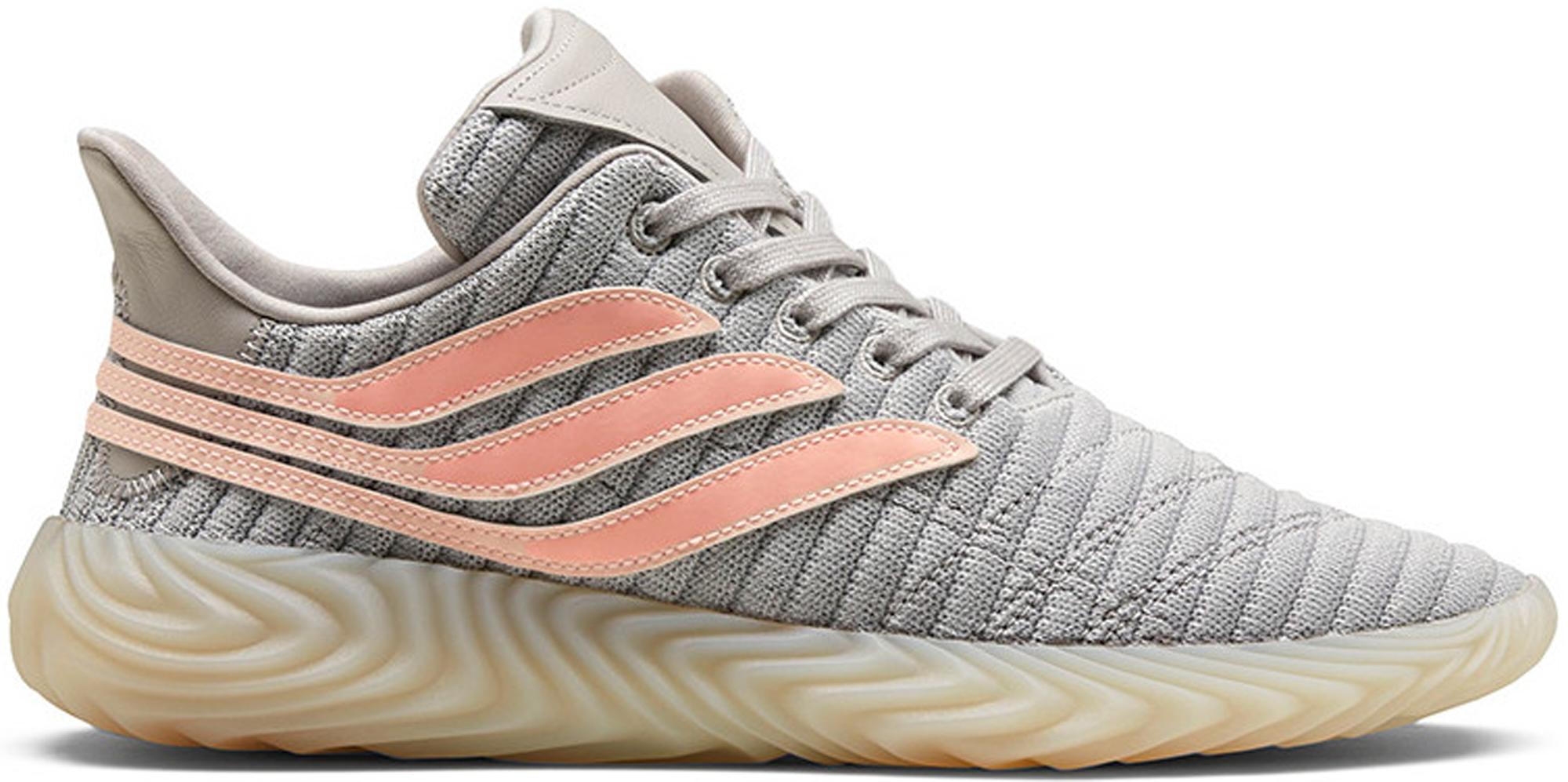 adidas Sobakov Grey Pink