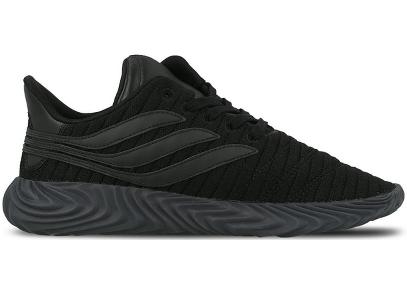 premium selection 3b69c dd053 adidas Sobakov Triple Black