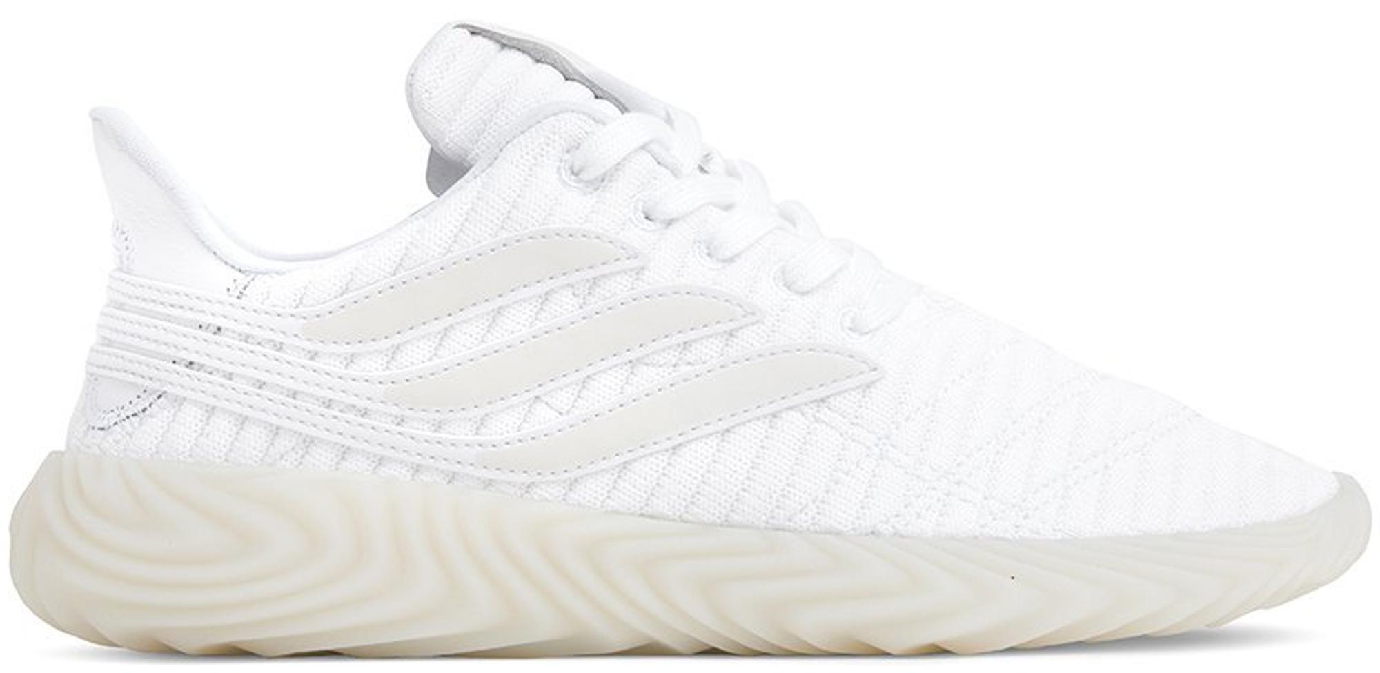 adidas Sobakov Triple White