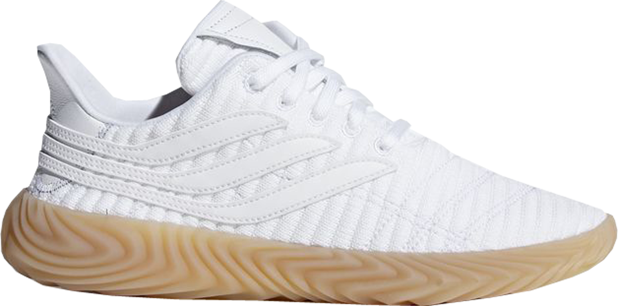 adidas Sobakov White Gum