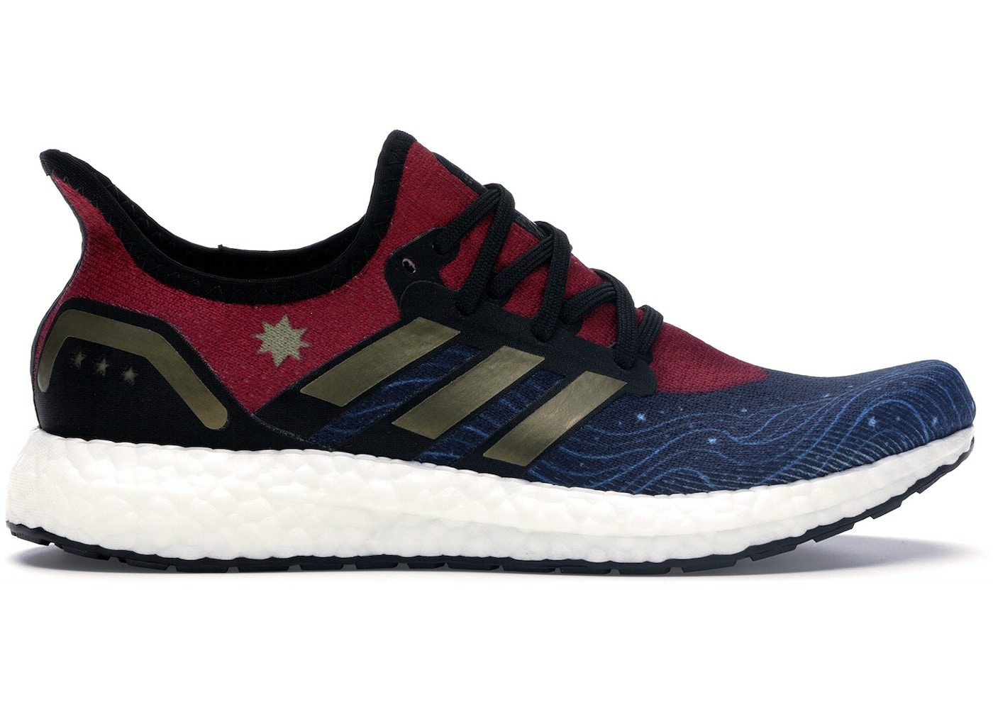 cheaper 8c3e6 63745 adidas Speedfactory AM4 AM4CM Captain Marvel