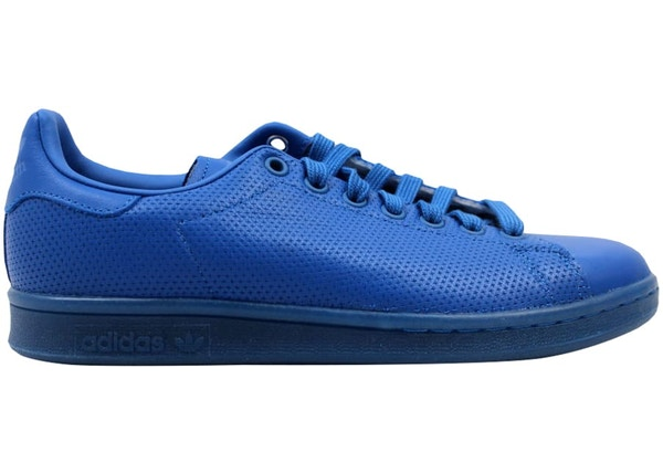 best service f6413 b1128 adidas Stan Smith AdiColor Blue - S80246