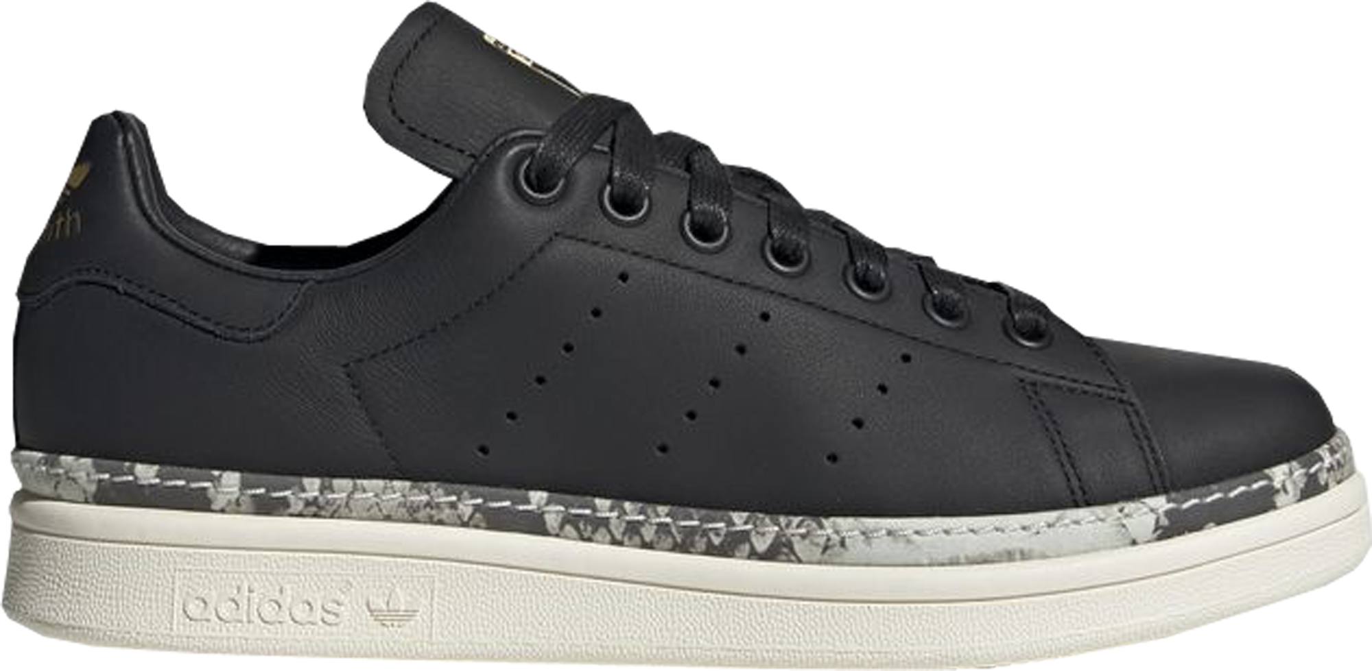 adidas Stan Smith Bold Core Black Off White (W)