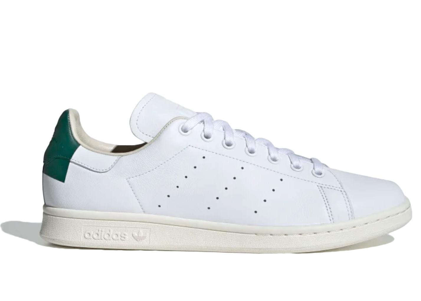 adidas stan smith updt - white / green