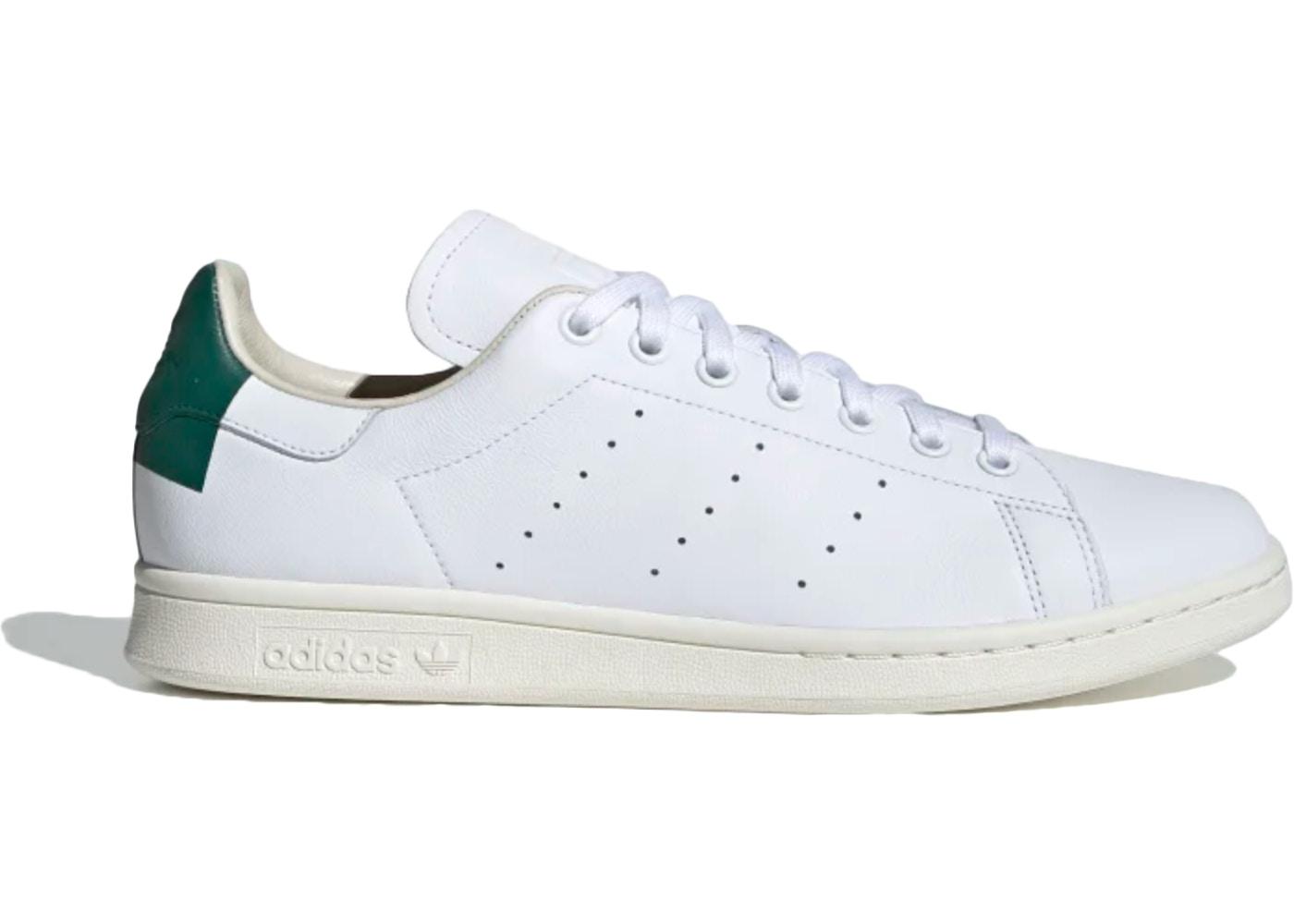 adidas Stan Smith Cloud White Collegiate Green