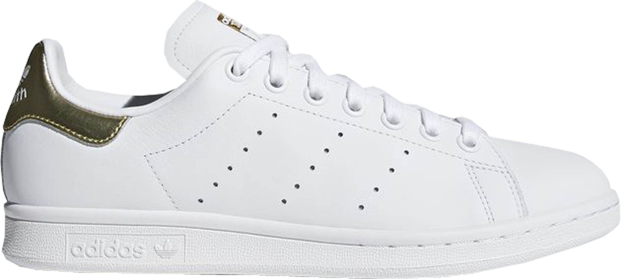adidas Stan Smith Cloud White Gold Metallic (W)