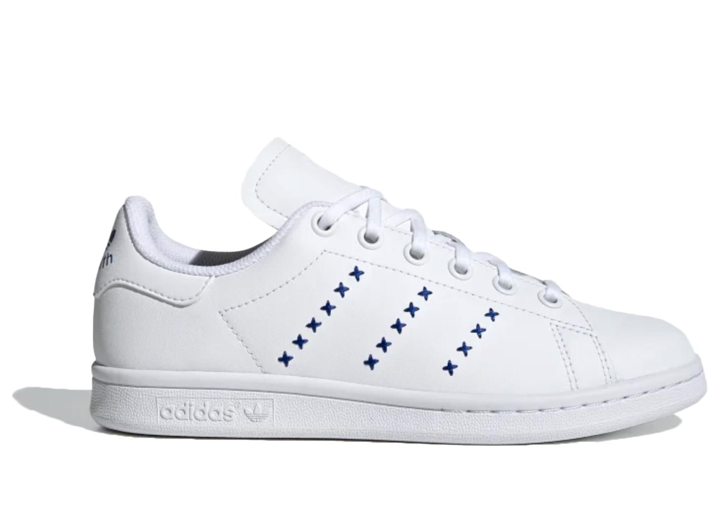 adidas Stan Smith Cloud White Team