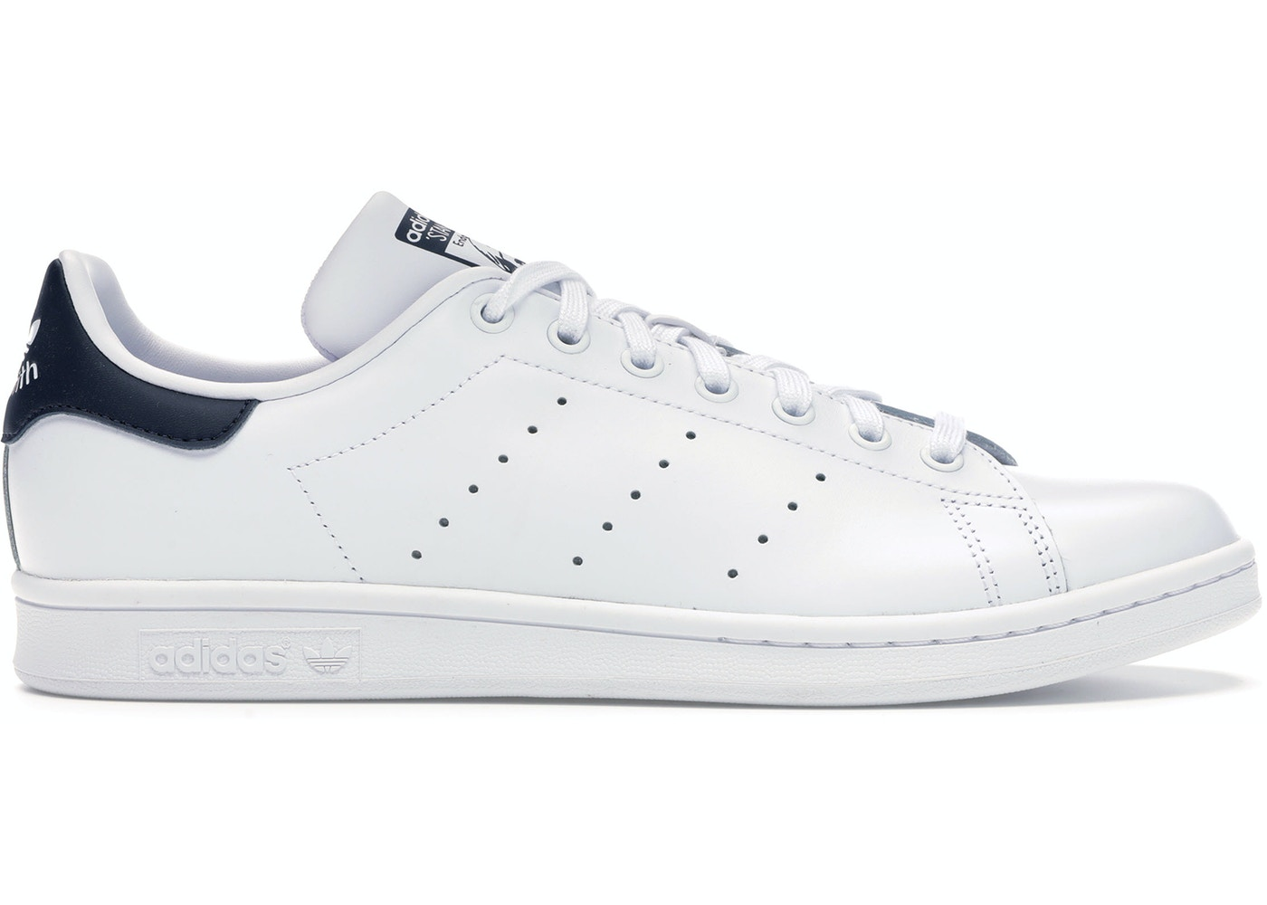 énorme réduction 15f42 b7d9d adidas Stan Smith Core White New Navy