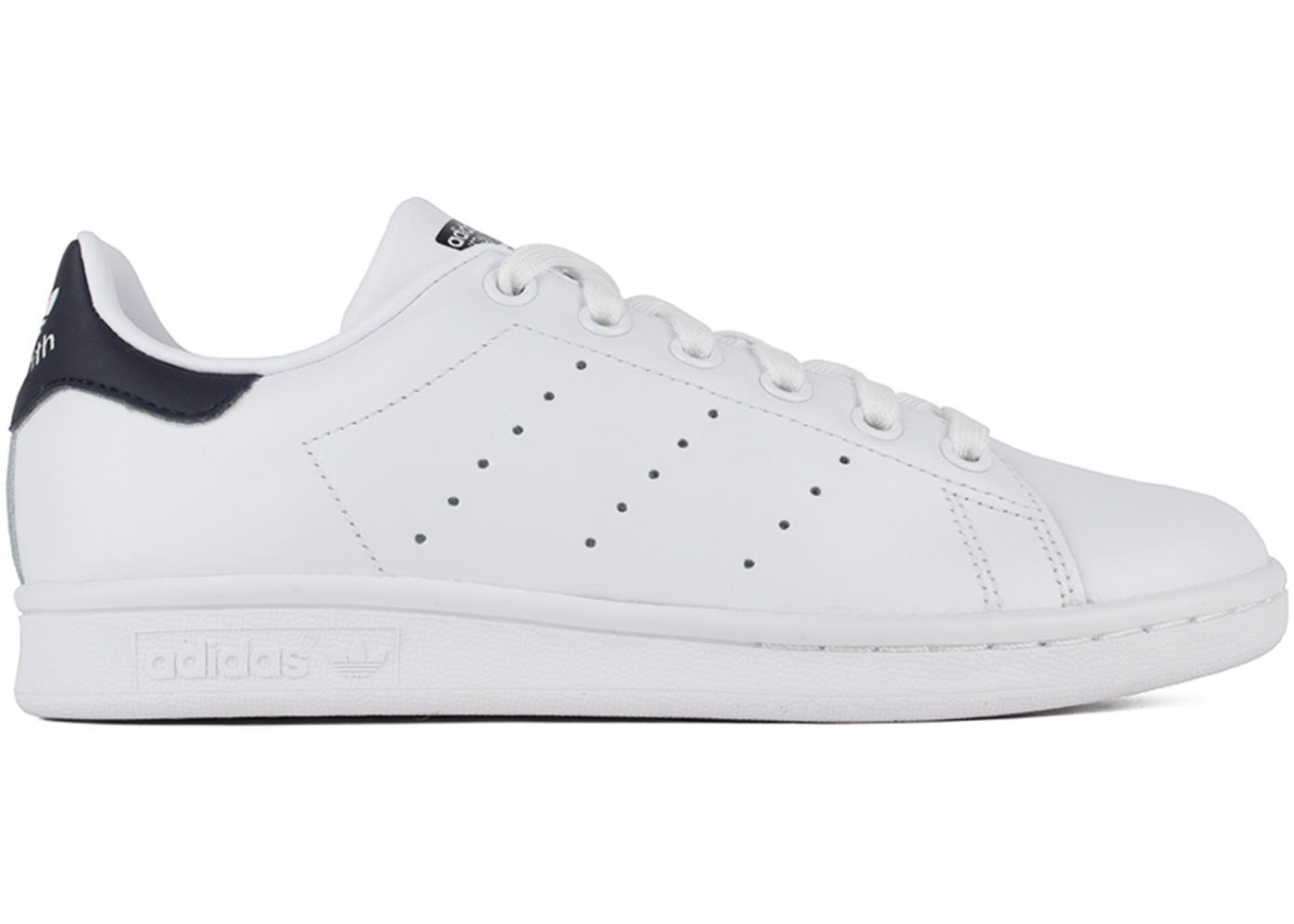 adidas Stan Smith Core White New Navy - M20325 43a09ef39836