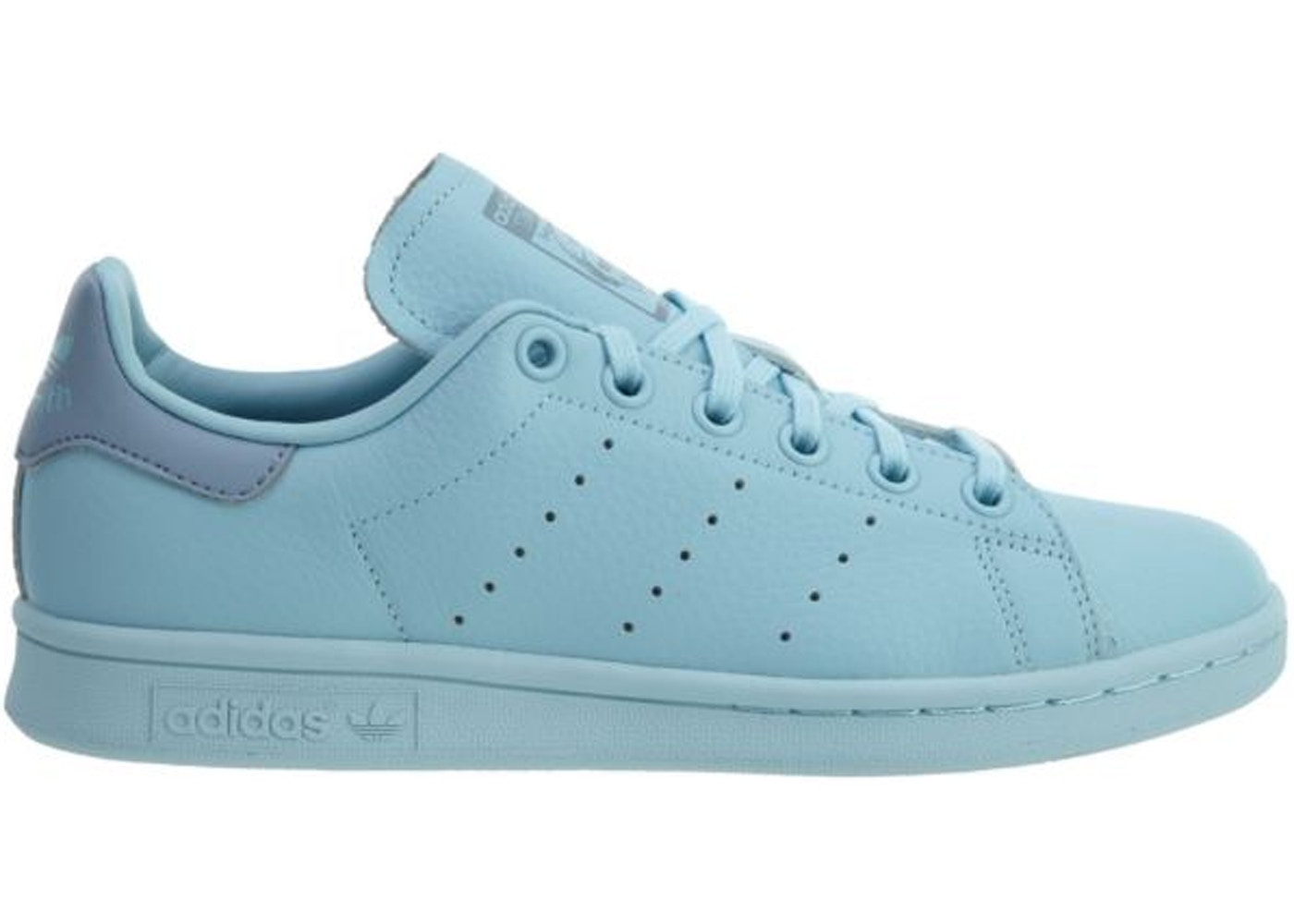 info for 1056c 72416 adidas Stan Smith Ice Blue (GS)
