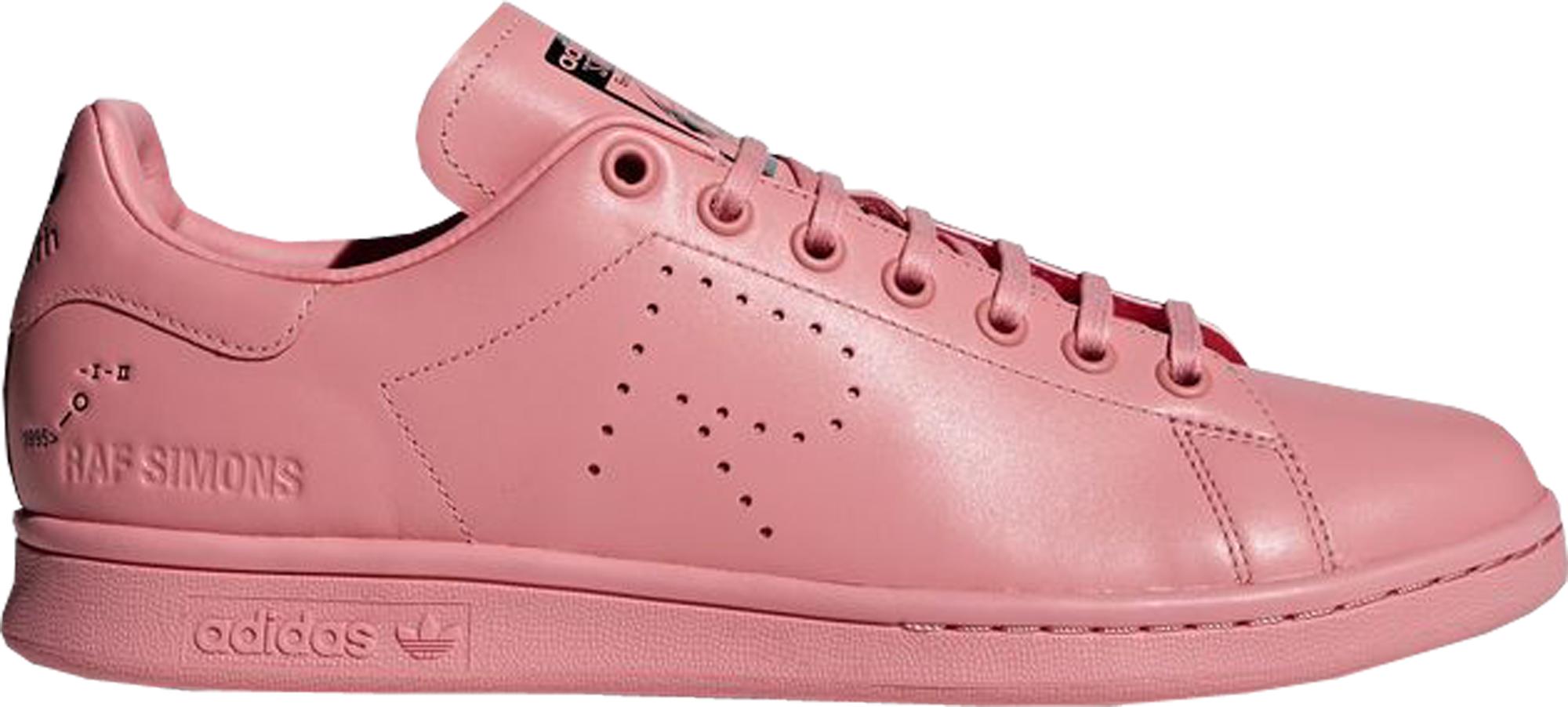 adidas Stan Smith Raf Simons Pink - F34269