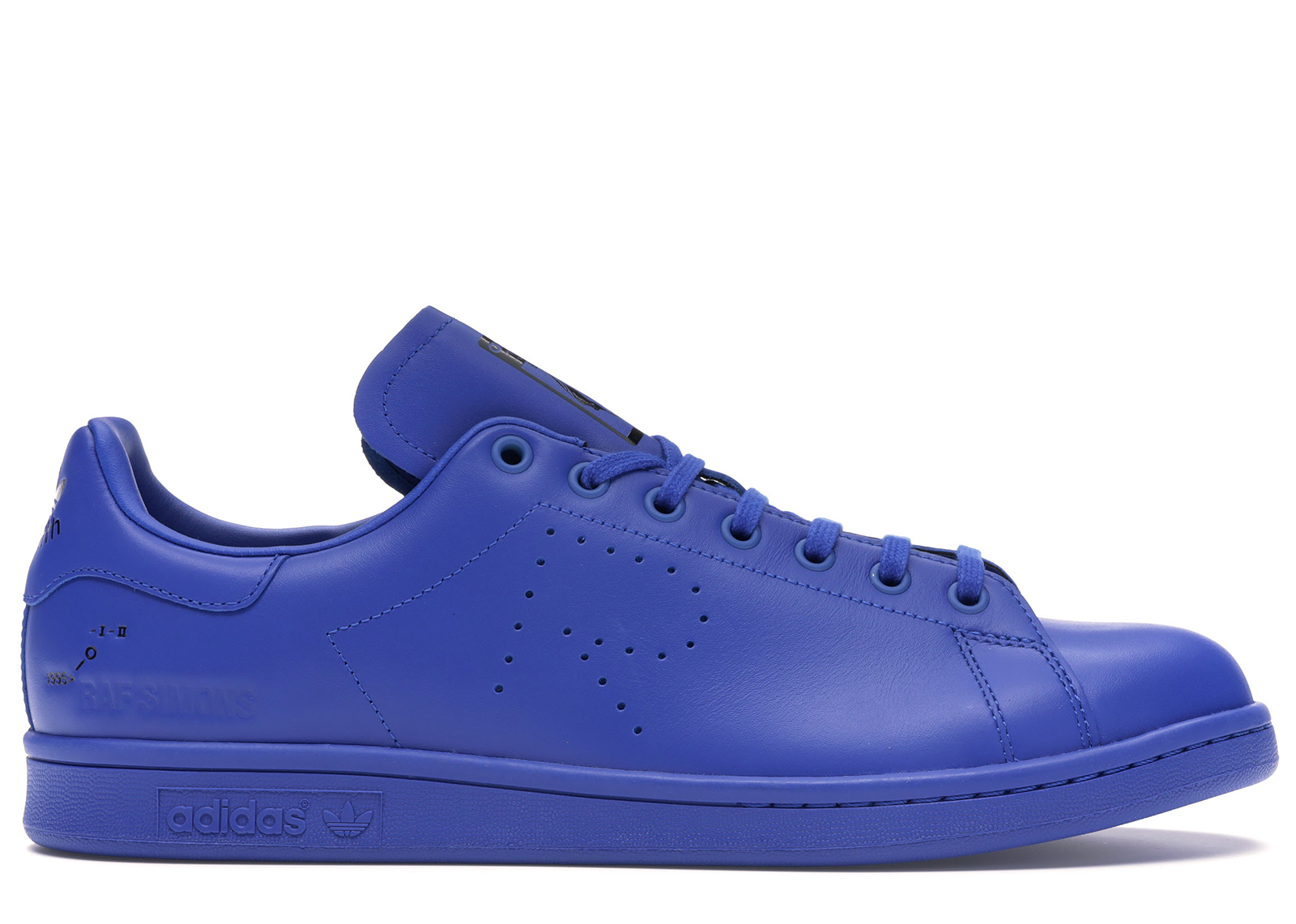 stan smith all blue