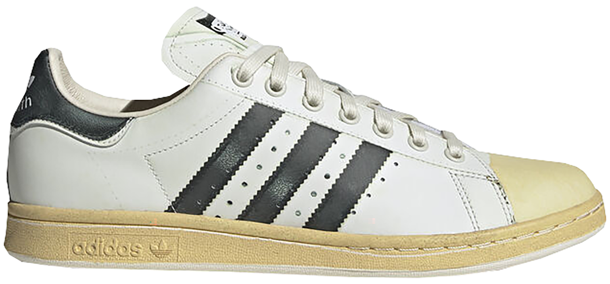 adidas Stan Smith Superstar White Black