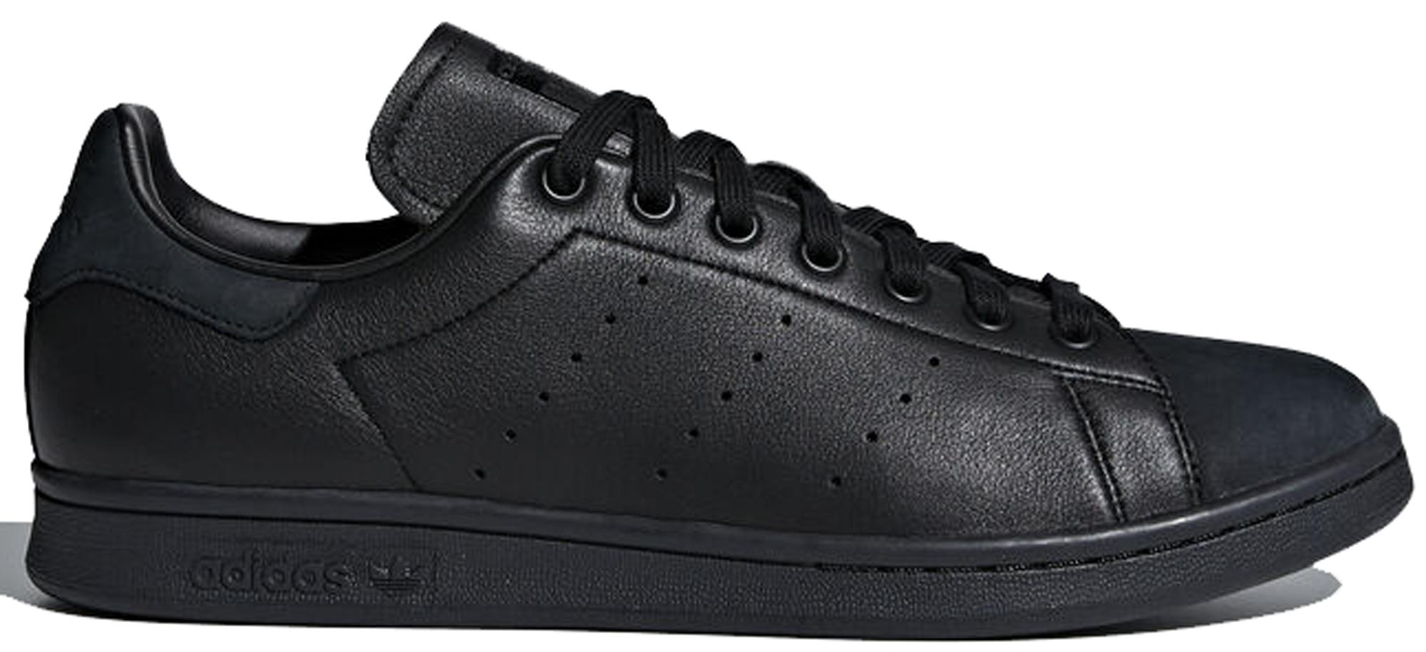 adidas Stan Smith Triple Core Black