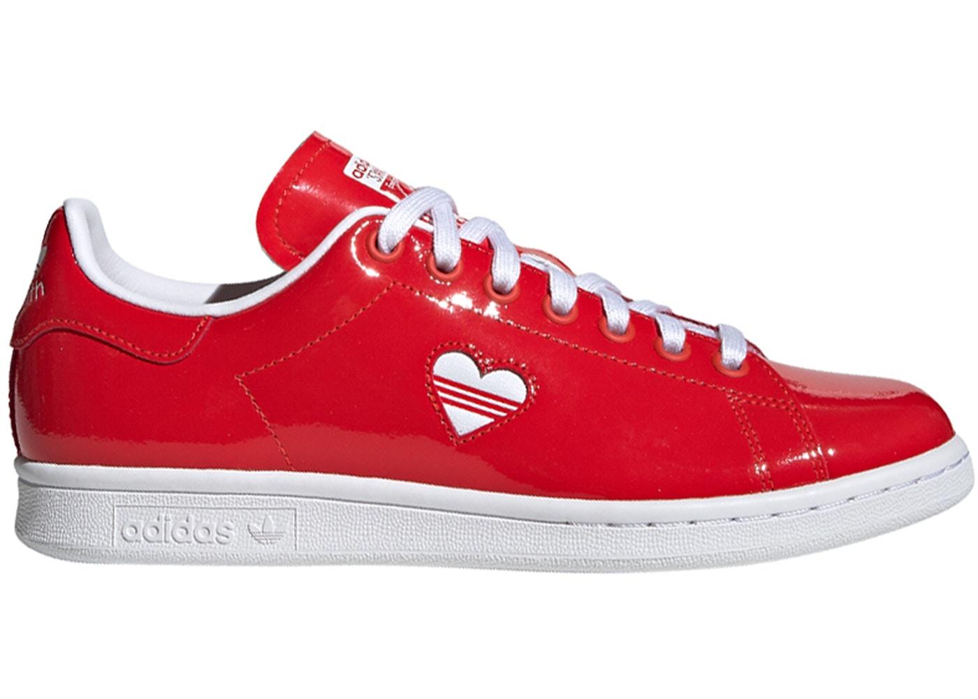 adidas Stan Smith Valentines Day 2019 Red (W)