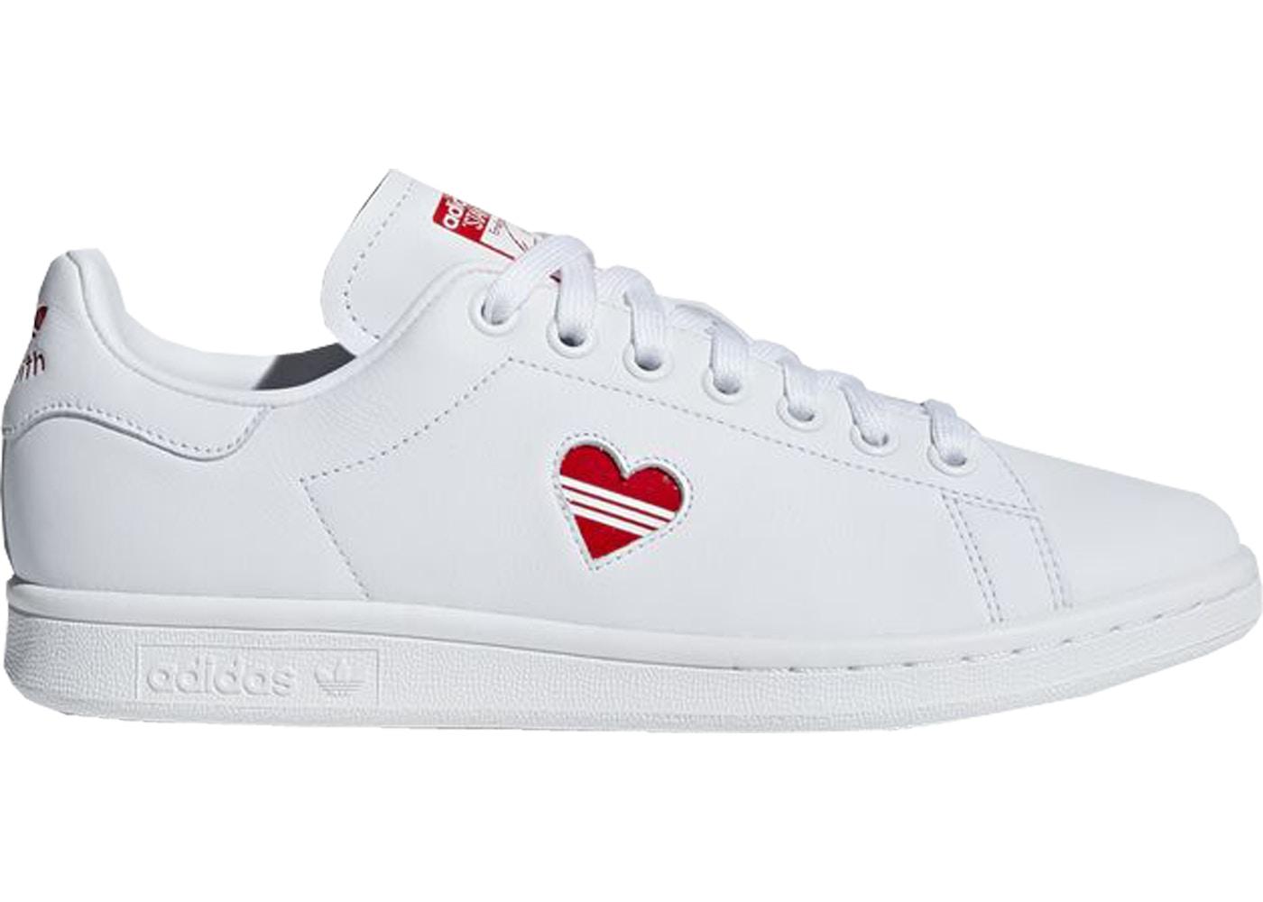low priced dbd96 868d4 adidas Stan Smith Valentines Day 2019 (W)