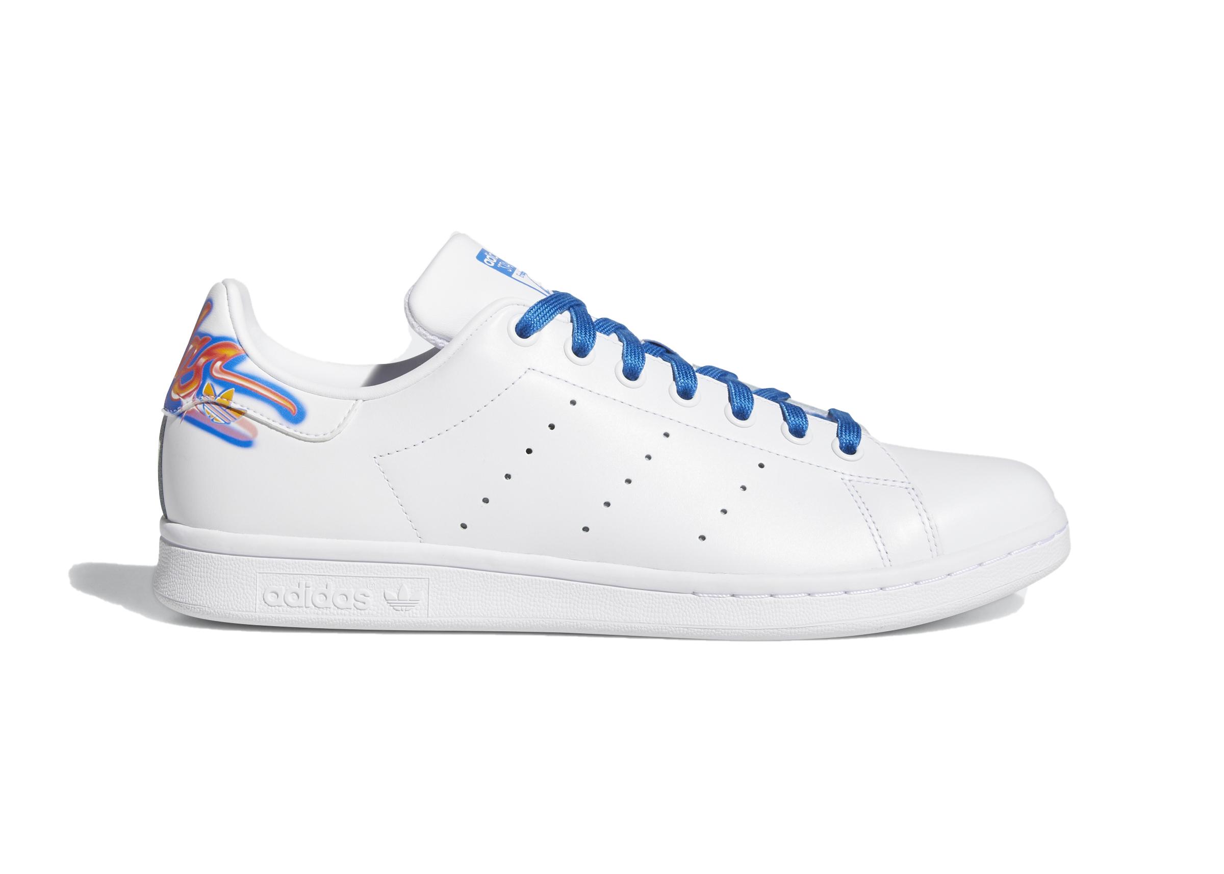 adidas Stan Smith White Bluebird - FV7869