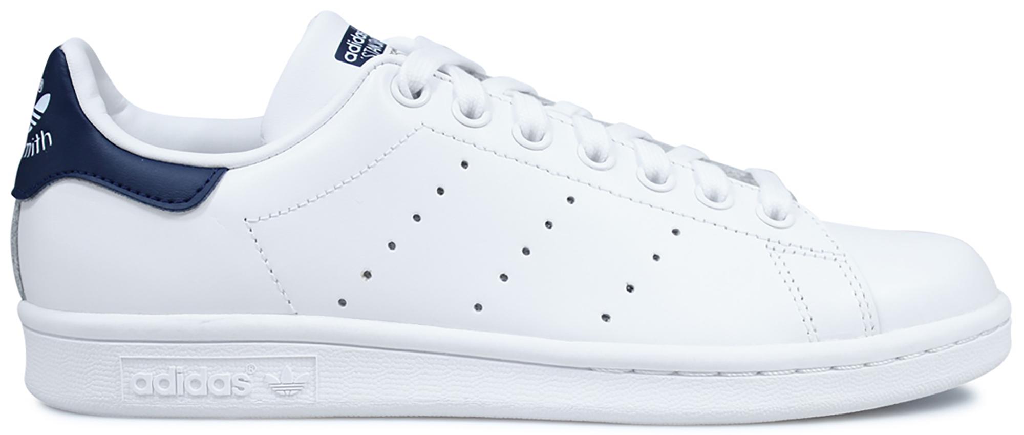 adidas Stan Smith White Navy 2020 (W