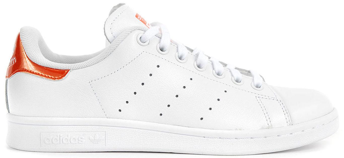 stan smith shoes orange