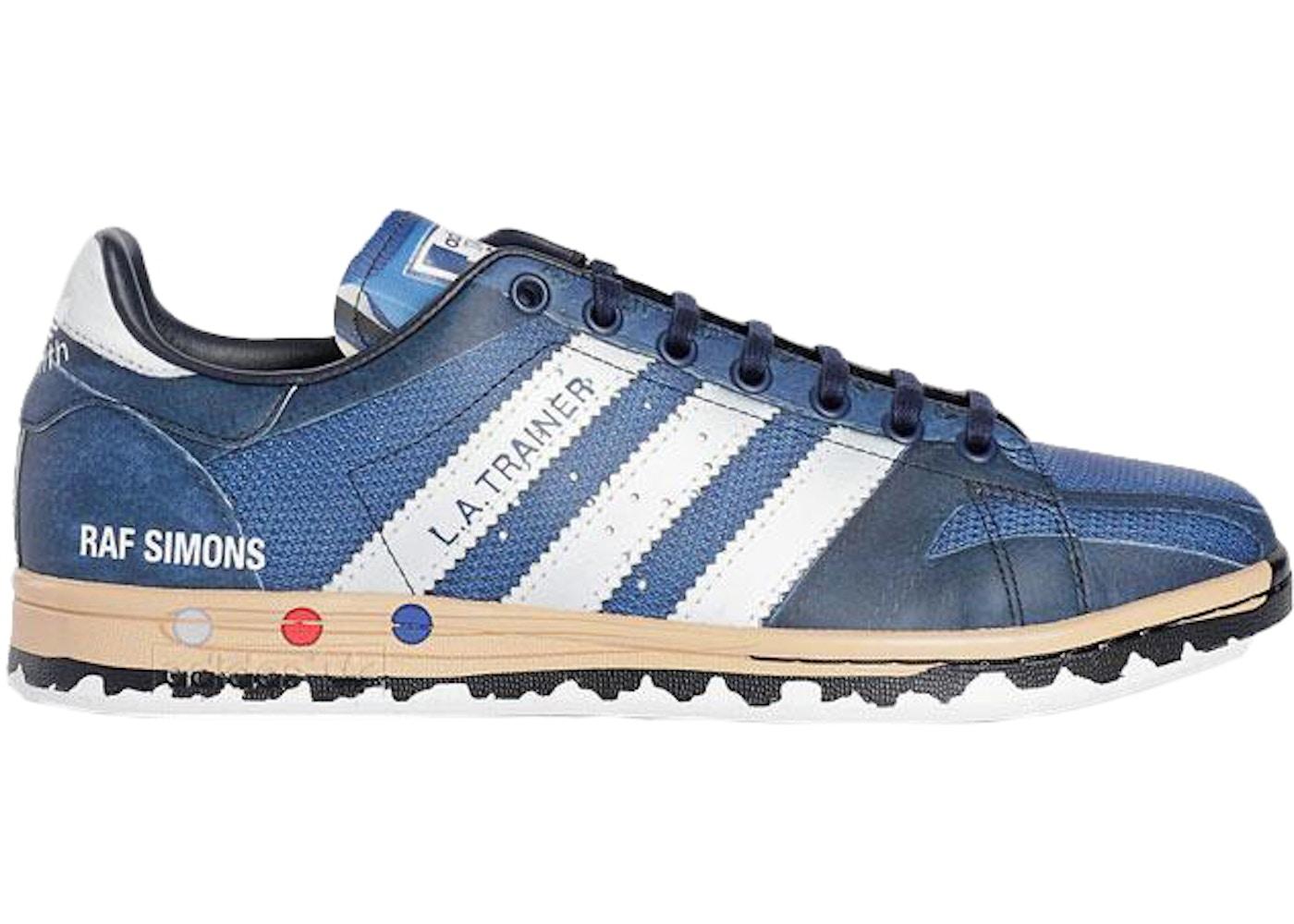 Lada daño Respetuoso del medio ambiente  adidas Stan Smith x Raf Simons LA Trainer - EE7951