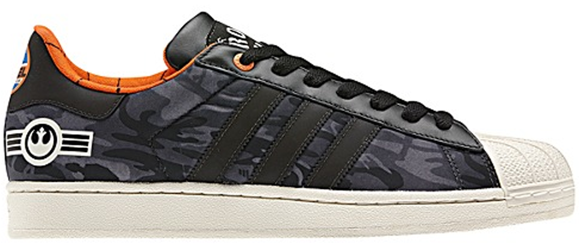 adidas Superstar 2 Star Wars Rebel Alliance