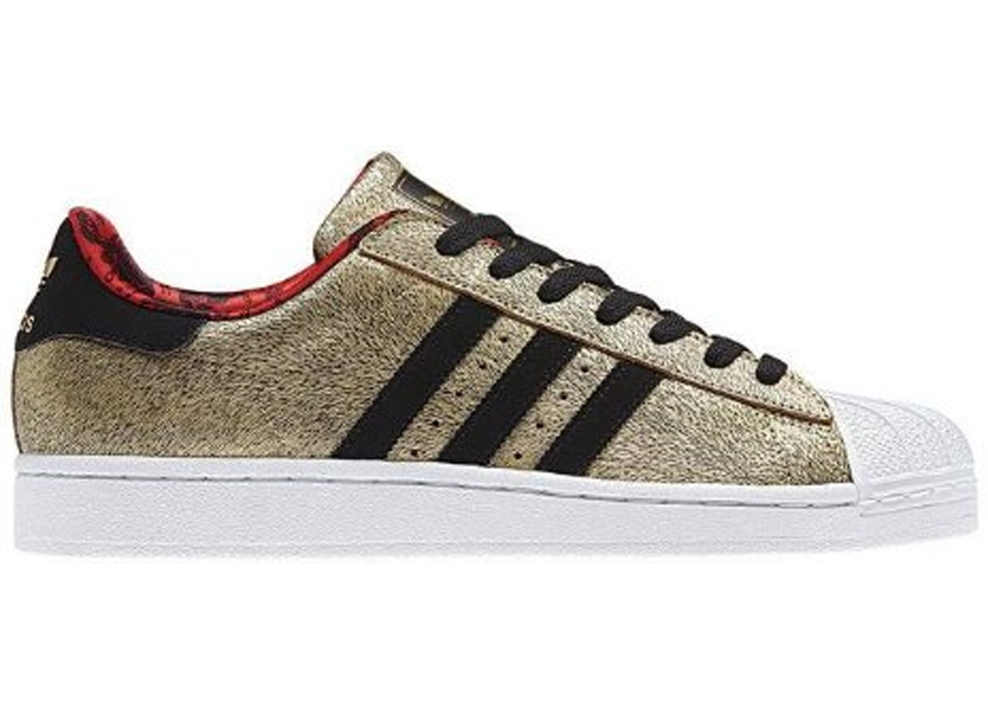 innovative design 42712 7cd0f adidas Superstar 2 Year of the Horse